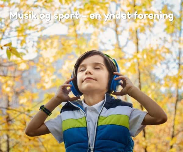 Musik og sport – en yndet forening